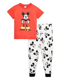 mickey-mouse-toddler-boys-classic-pyjamasnbsp--multi
