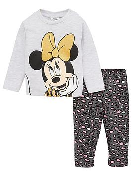 minnie-mouse-baby-girls-minnie-2-piece-leopard-sparkle-outfit-multi