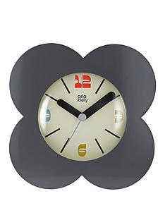 orla-kiely-house-spot-flower-alarm-clock-charcoal