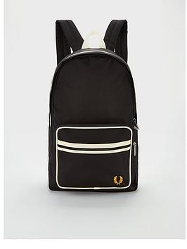 fred-perry-twin-tipped-back-pack
