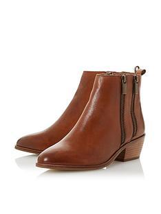 dune-london-dune-london-presleigh-double-side-zip-low-boot