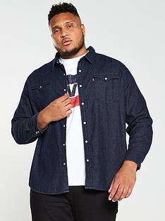 levis-big-amp-tall-classic-western-shirt-indigo