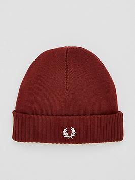 fred-perry-roll-up-beanie