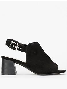 evans-extra-wide-fit-high-front-sandals-black