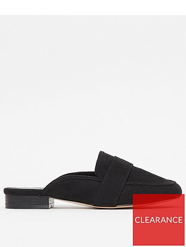 evans-extra-wide-fit-open-back-mules-black