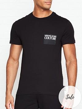 versace-jeans-couture-logo-patch-slim-fit-t-shirt-black