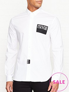 versace-jeans-couture-logo-patch-slim-fit-shirt-white