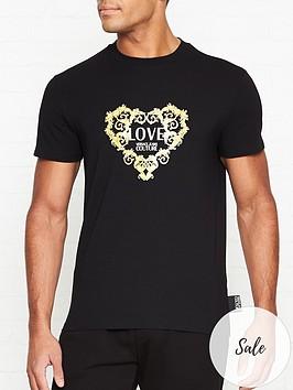 versace-jeans-couture-love-heart-logo-t-shirt-black