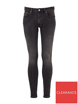 versace-jeans-couture-menrsquosnbspskinny-fit-washed-jeans-black