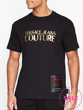 versace-jeans-couture-logo-print-and-label-t-shirt-black