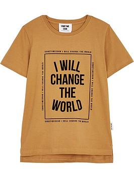sometime-soon-boys-rise-box-logo-short-sleeve-t-shirt-mustard