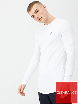 river-island-white-pique-rose-t-shirt