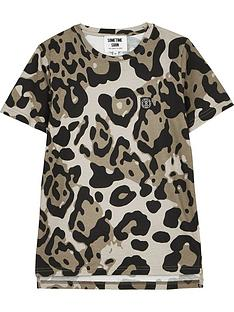 sometime-soon-boys-magnet-leopard-short-sleeve-t-shirt-brown