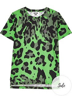 sometime-soon-boys-magnet-leopard-short-sleeve-t-shirt-green