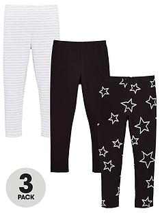 v-by-very-girls-3-pack-star-leggings-multi