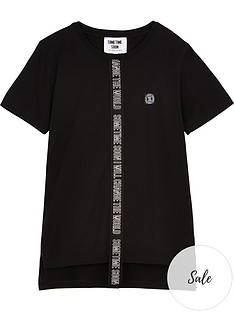 sometime-soon-boys-monument-tape-short-sleeve-t-shirt-black