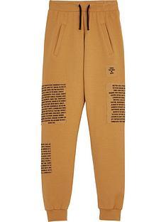 sometime-soon-boys-wren-writing-jog-pants-mustardnbsp