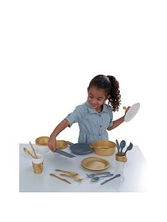 kidkraft-27-piece-cookware-set-modern-metallics