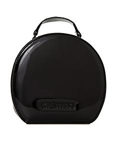 valentino-by-mario-valentino-tamburo-patent-circle-bag-black