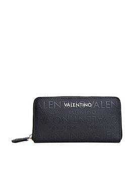 valentino-by-mario-valentino-winter-dory-zip-around-wallet-black