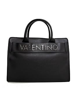 valentino-by-mario-valentino-fisarmonicanbsptote-bag-black