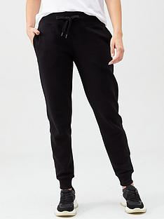 dkny-sport-jogger-with-embroidered-leopard-logo-applique-black