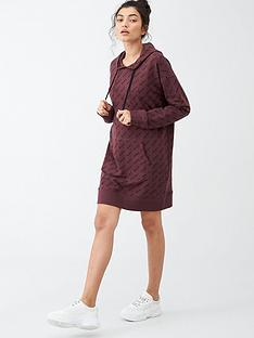 dkny-sport-small-twill-logo-print-sneaker-dress-burgundy