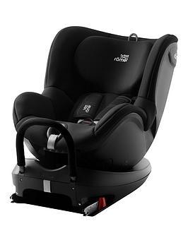 Britax Römer Dualfix 2 R Group 0+/1 Car Seat, Cosmos Black