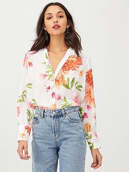 v-by-very-button-notch-neck-blouse-floral