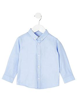 river-island-mini-mini-boys-twill-long-sleeve-shirt-blue