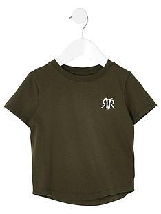 river-island-mini-mini-boys-ri-t-shirt-khaki