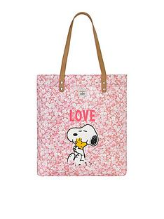 cath-kidston-snoopy-love-ditsy-shopper-with-leather-handle-pink