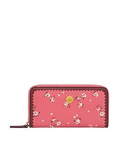 cath-kidston-wimbourne-ditsy-scalloped-leather-continental-walletnbsp--pink