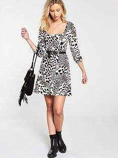 v-by-very-animal-tunic-dress-multi