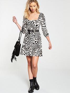 v-by-very-animal-tunic-dress-multi