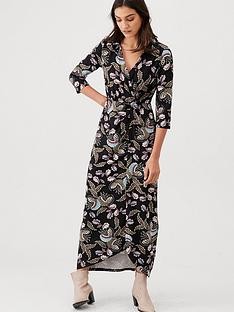 v-by-very-paisley-collar-jersey-midi-dressnbsp--multi