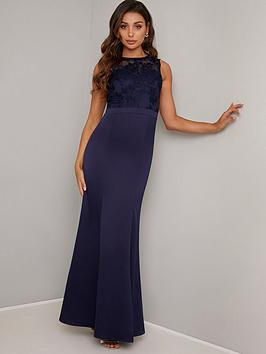 chi-chi-london-ryder-dress-navy