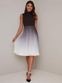 chi-chi-london-adelaide-dress-black