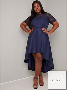 chi-chi-london-curve-jasper-dress-navy