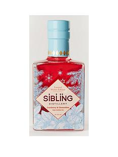 sibling-distillery-sibling-distillery-winter-edition-cranberry-clementine-flavoured-gin-35cl
