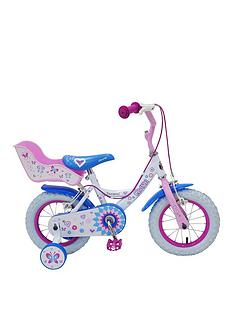 Townsend Townsend Charm 12inch Bike with Doll Carrier
