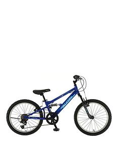 Falcon Falcon Cobalt 20 inch Full Suspension Bike
