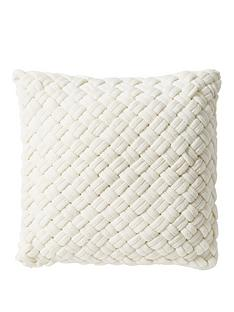 dkny-chunky-knit-cushion-in-white