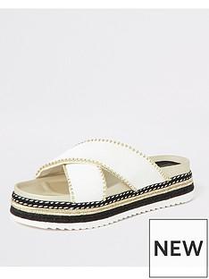 River island | Sandals & flip flops | Shoes & boots | Women | www