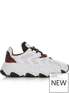 ash-extreme-chunky-trainers-white
