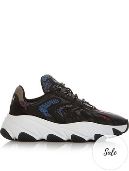 ash-extreme-chunky-trainers-black