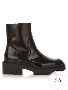 ash-muse-calf-boots-black
