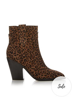 ash-esquire-western-ankle-boots-leopard