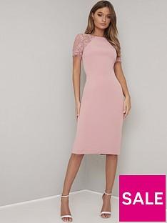 chi-chi-london-shannon-dress-pink