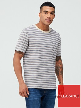 selected-homme-selected-homme-noah-stripe-short-sleeve-t-shirt